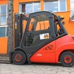 wózki widłowe Linde H25T 392