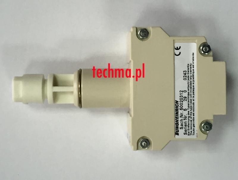 Wyłącznik bezpieczeństwa / masy Jungheinrich 50020312