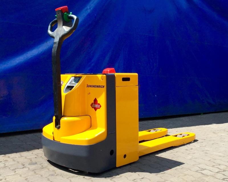 elektryczne wózki paletowe