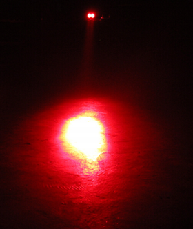 red led safety